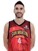 Headshot of Matias Lescano
