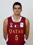 Headshot of Moustafa Ahmed M Lashin