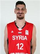 Headshot of Abdulwahab Alhamwi