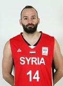 Headshot of William Alhaddad
