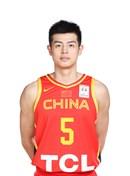 Headshot of Shuo Fang