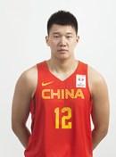 Headshot of Meng Lei
