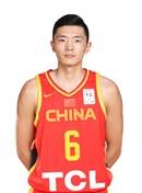 Headshot of Linjian Chen