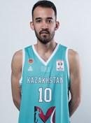 Headshot of Rustam Murzagaliyev