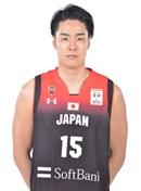 Headshot of Joji Takeuchi
