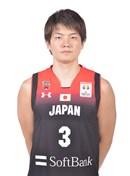 Headshot of Naoto Tsuji
