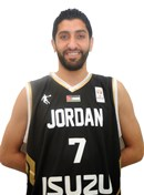 Headshot of Ahmad F.L. Alhamarsheh