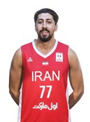 Headshot of Mohammad Hassanzadeh