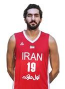 Headshot of Arman Zangeneh