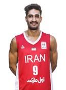Headshot of Rasoul Mozafarivanani