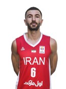Headshot of Hamed Hosseinzadeh