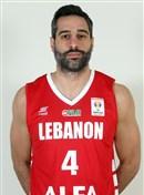 Headshot of Jean Abd El Nour
