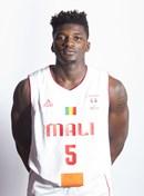 Headshot of Ibrahima Lamine Sidibé