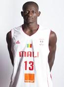 Headshot of Benke Mami Diarouma