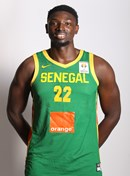 Headshot of Cheikh Mbodj