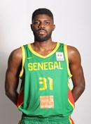 Headshot of Babacar Toure