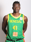 Headshot of Pape Sadiaw Ndiaye Diatta