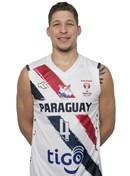 Headshot of Gabriel Peralta