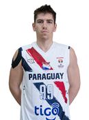 Headshot of Diego Lesme