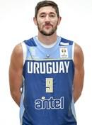 Headshot of Gustavo Barrera
