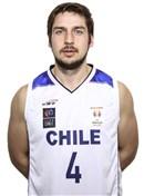 Headshot of Tomas Alvarez