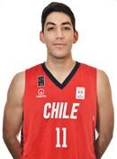 Headshot of Javier Barra