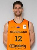 Headshot of Thomas Van der Mars