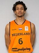 Headshot of Worthy  De Jong