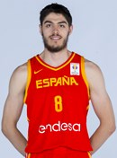 Headshot of Edgar Vicedo