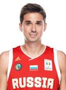 Headshot of Aleksei Shved