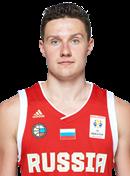 Headshot of Mikhail Kulagin