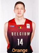 Headshot of Maxime De Zeeuw