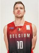 Headshot of Quentin Serron