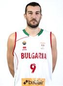 Headshot of Zlatin Georgiev