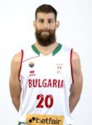 Headshot of Chavdar Kostov