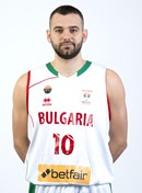 Headshot of Pavel Marinov