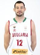 Headshot of Aleksandar Yanev