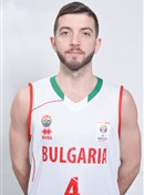 Headshot of Deyan Karamfilov