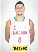 Headshot of Nikolay Stoyanov