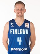 Headshot of Mikko Koivisto