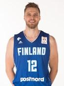 Headshot of Matti Nuutinen
