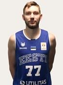 Headshot of Kristian Kullamae