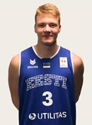 Headshot of Kaspar Treier