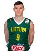 Headshot of Zygimantas Janavicius