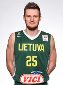 Headshot of Sarunas Vasiliauskas