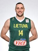 Headshot of Gediminas Orelik