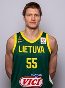 Headshot of Egidijus Mockevicius