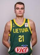 Headshot of Gytis Masiulis