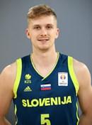 Headshot of Luka Rupnik