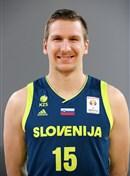 Headshot of Gregor Hrovat